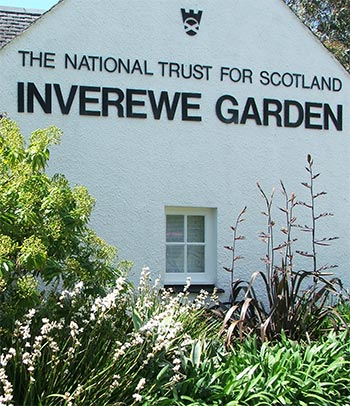 To Inverewe Gardens...