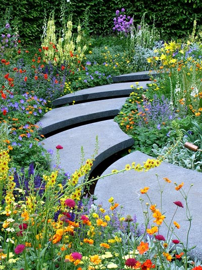 Cancer Research Show Garden