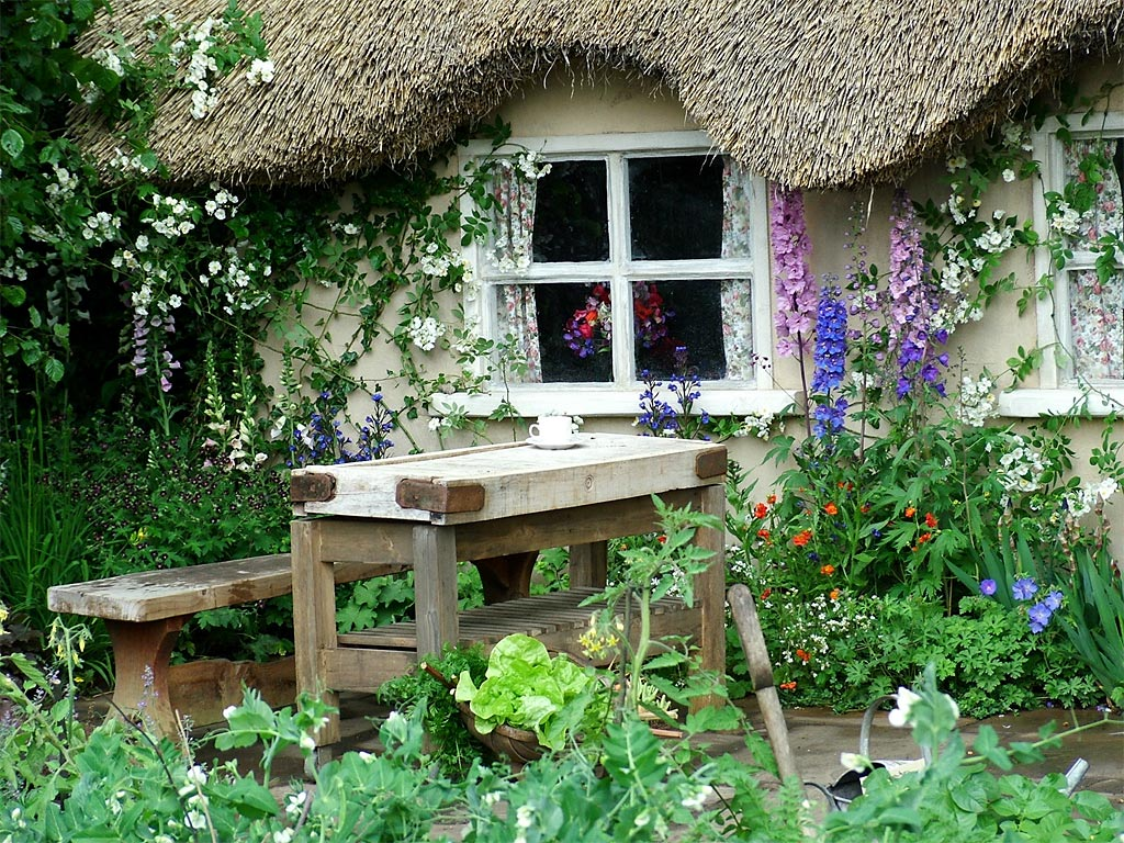 Amazing Cottage Gardens 1024 x 768 · 280 kB · jpeg