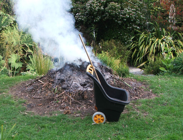 The big autumn clean-up...