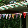 Bunting for Pond Cottage