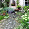House & Garden Patio Path
