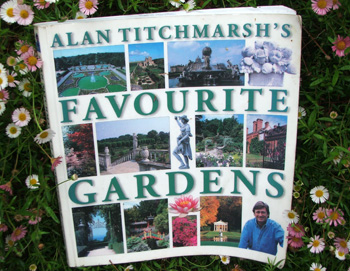 Alan Titchmarsh is a well known English TV presenter.